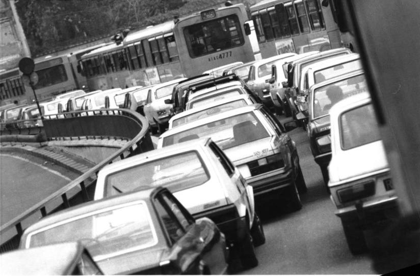 Quel gran bel traffico…